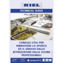 Technical guide Pulizia Cucine Professionali
