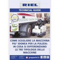 Technical guide Scegliere la spazzatrice