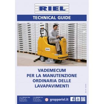 Technical guide Manutenzione della vostra lavapavimenti