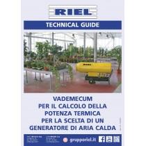 Technical guide Vademecum calcolo potenza termica
