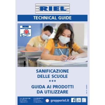Technical guide Sanificazione delle scuole